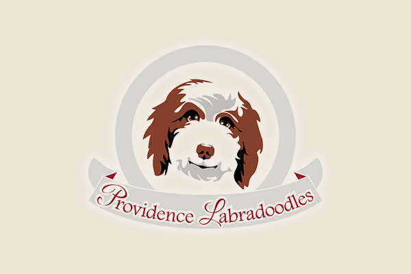 Logos from Providence Labradoodles